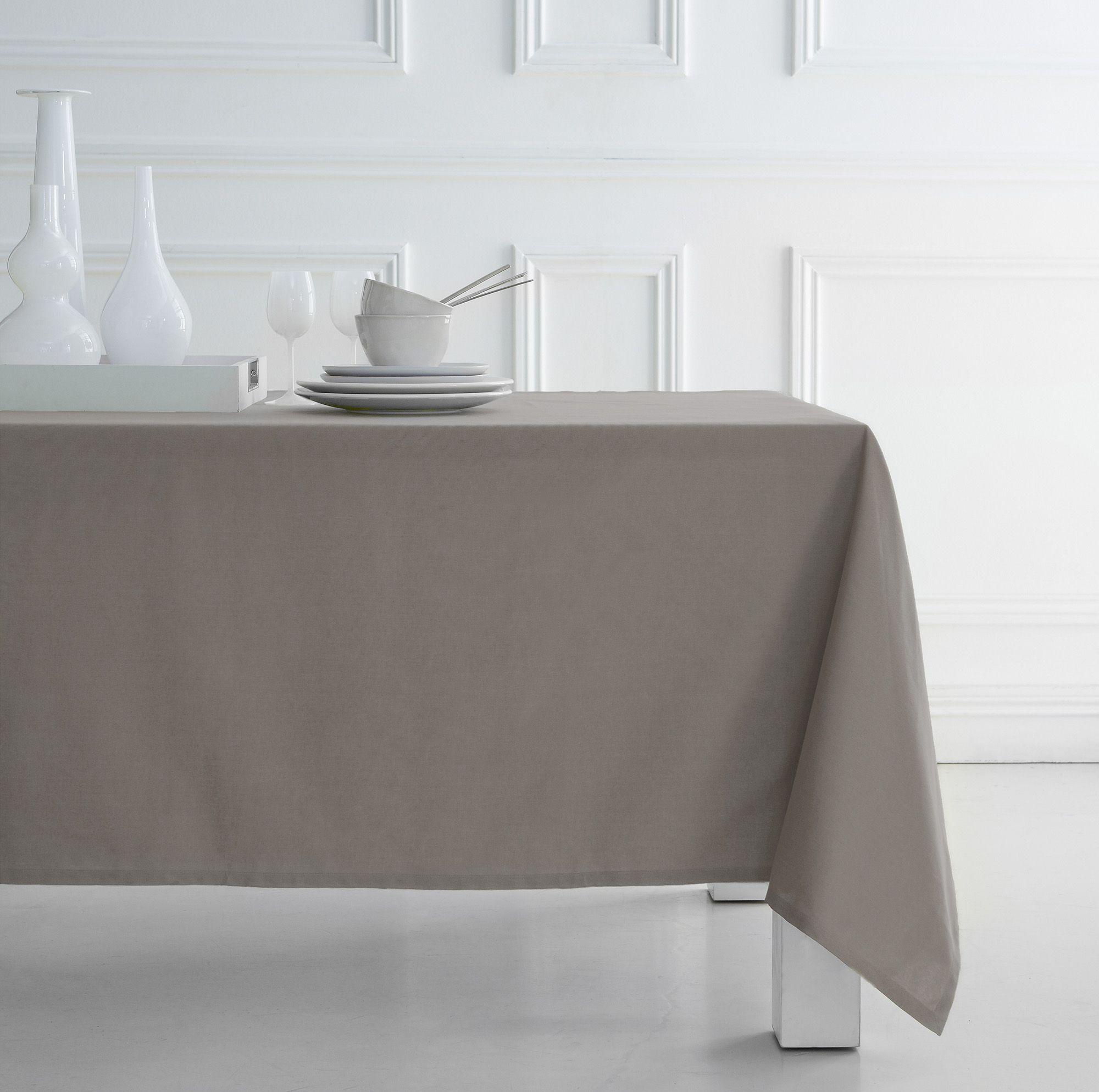 beige tafelkleden