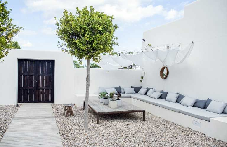 Mediterrane lounge ideeèn