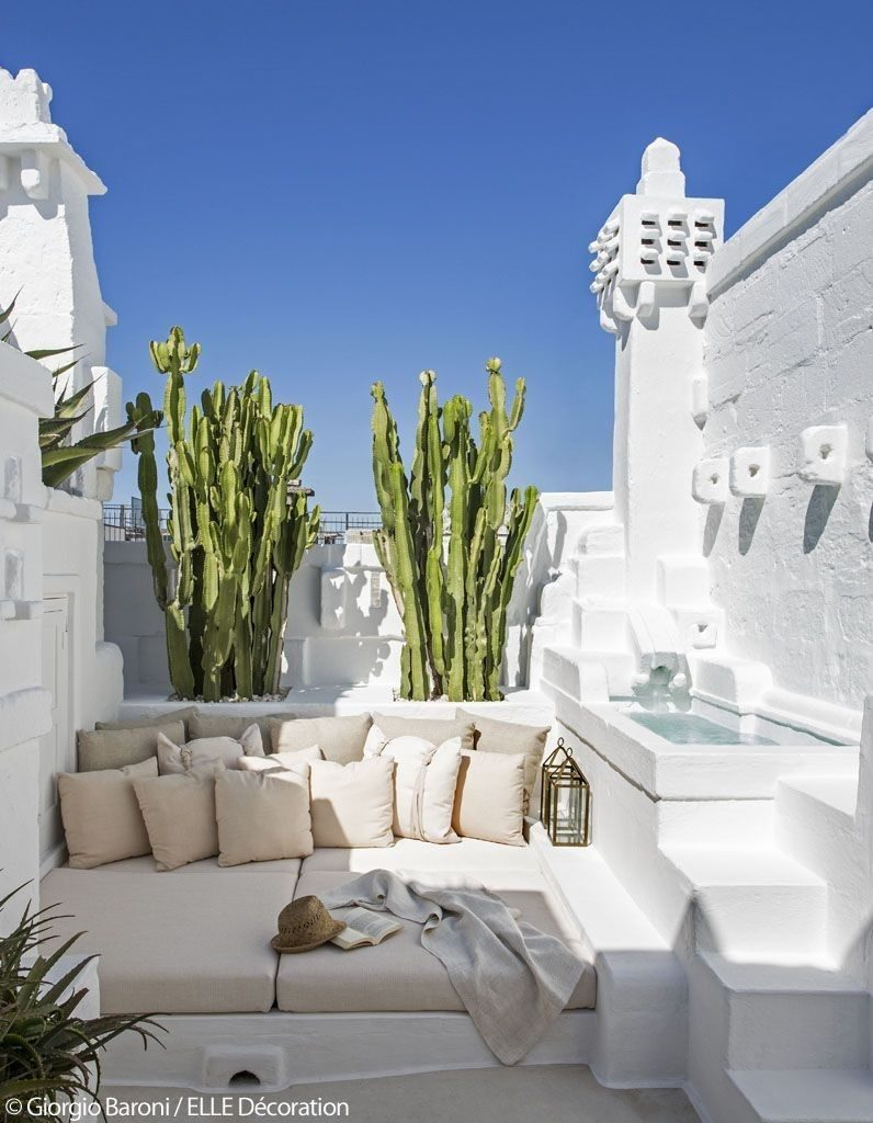 Mediterrane lounge ideeën 3