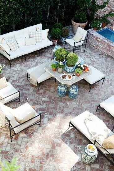 Mediterrane lounge ideeën 5