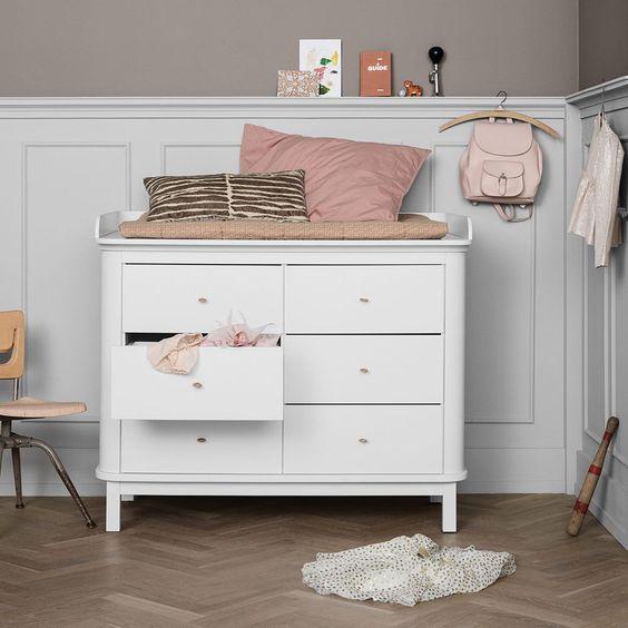 commode ideeën voor de babykamer