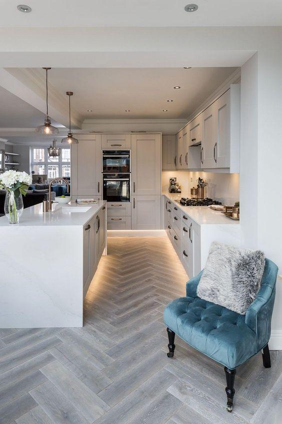 hangende en spots keukenlamp ideeën