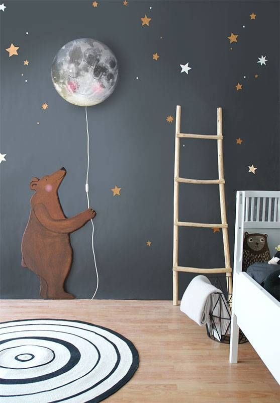 nachtlamp voor kinderkamer