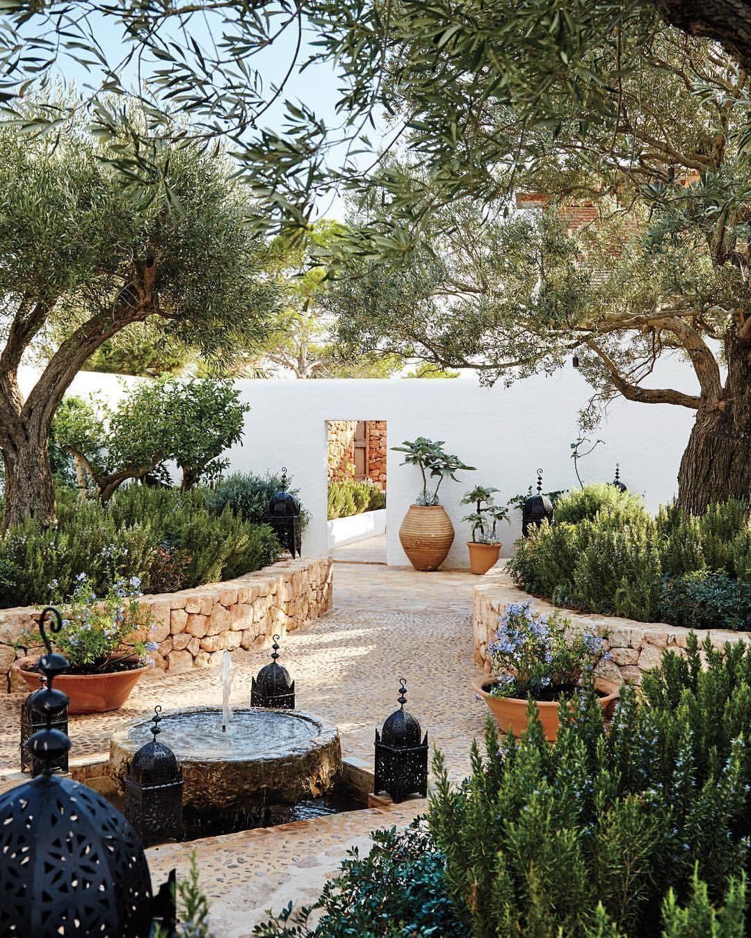 mediterrane tuin ontwerpen