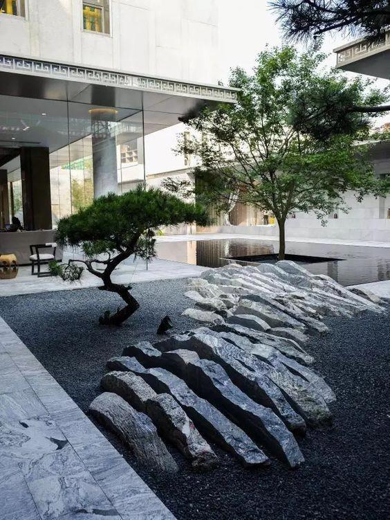 japanse tuin idee