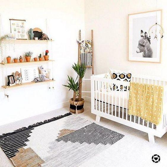 opberg ideeën voor babykamers