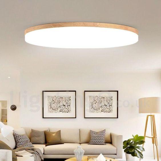plafond lamp idee