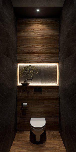 toilet verlichting met spots