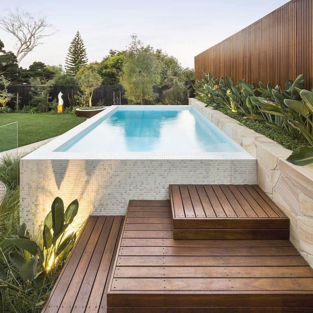 zwembad ideeen voor in de tuin