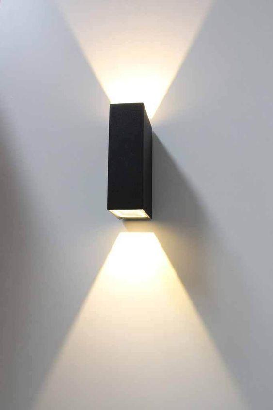 wand lamp ideeën