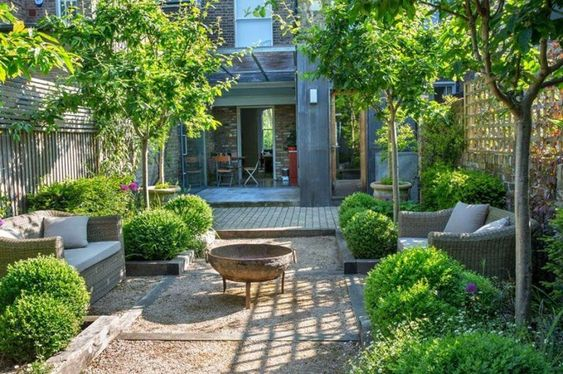 Betere Kleine Tuin Inrichten? Alles Wat Je Moet Weten Over Kleine Tuinen LY-93