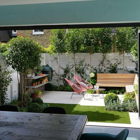 Ongebruikt Kleine Tuin Inrichten? Alles Wat Je Moet Weten Over Kleine Tuinen JC-15