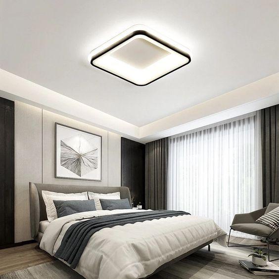 design plafond lamp idee voor slaapkamer 3