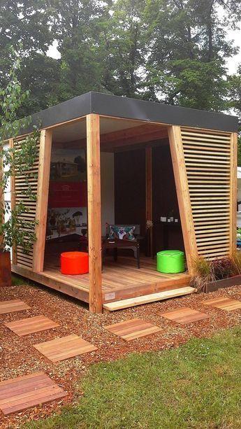 Houten Veranda en tuin overkapping ideeën met voorbeelden en inspiratie