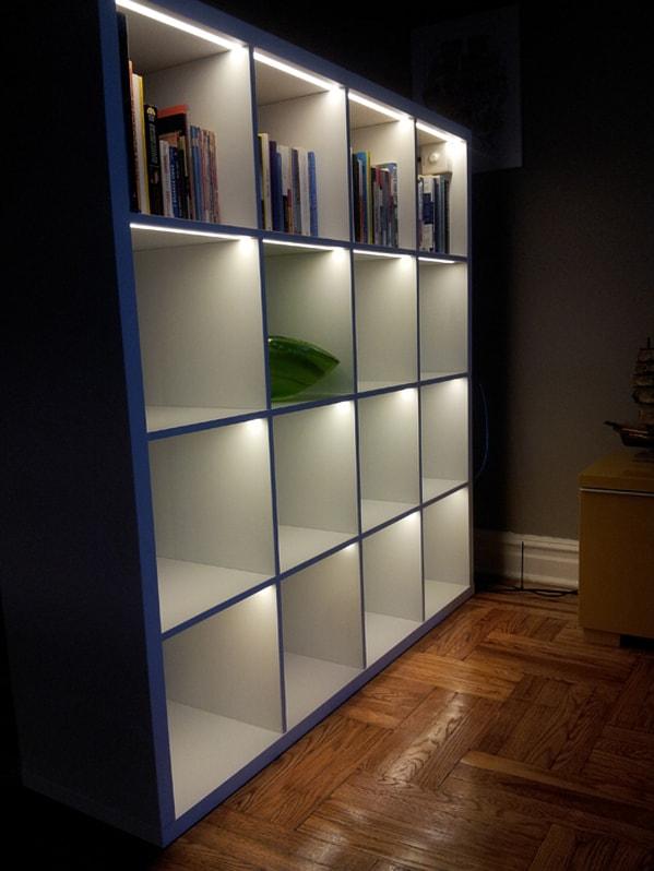 Ikea Kallax Kast Als Boekenkast of vinyl platen kast ideeën, hacks en voorbeelden