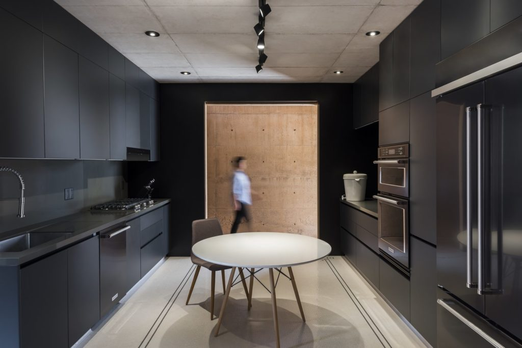 strakke greeploze keukenkastjes