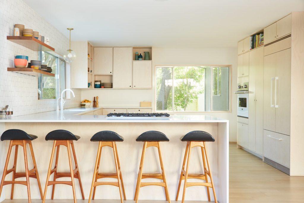 Keukens met schiereiland ideeën & voorbeelden