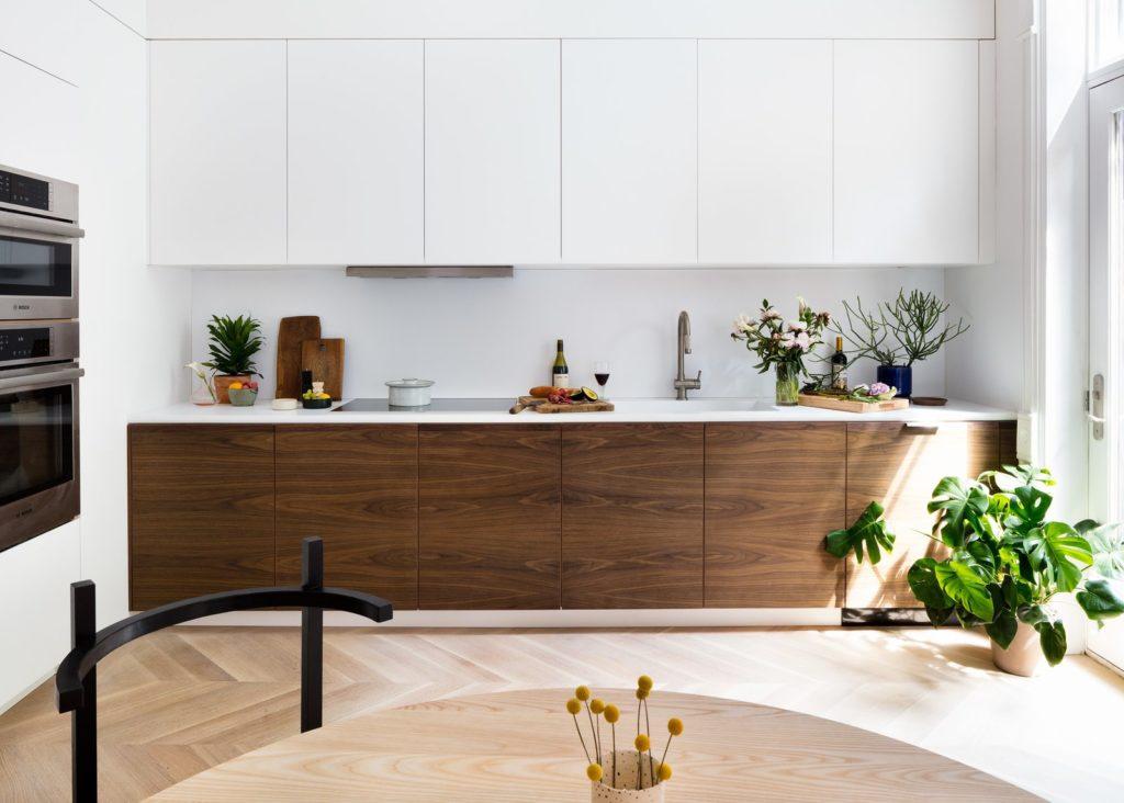 Strakke keuken insipatie met 50 voorbeelden en ideeën