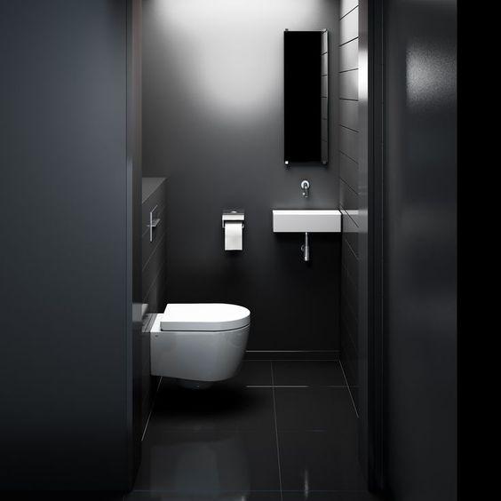 strak toilet ontwerp