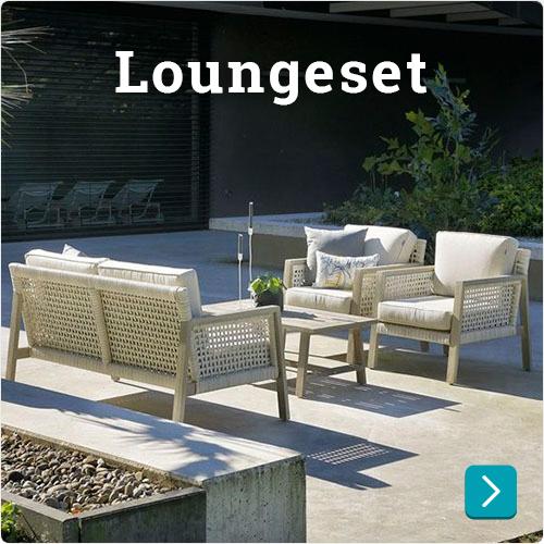 loungeset goedkoop