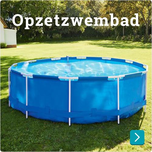 opzetzwembad goedkoop