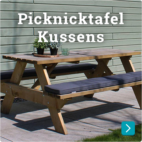 picknicktafels kussens goedkoop