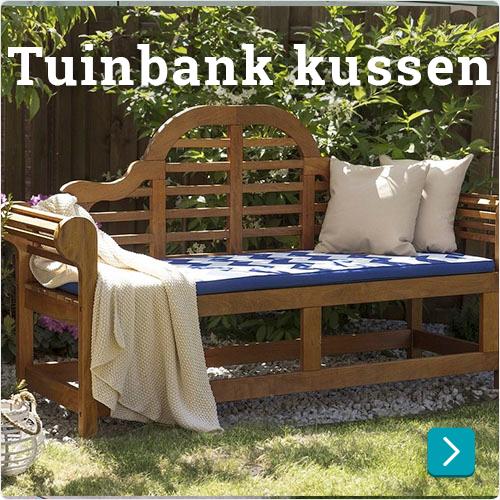 tuinbank kussen goedkoop