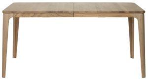 24Designs Grindsted Verlengbare Eettafel 160/210x90x74 - Eiken White Wash