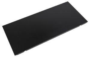 24Designs Inlegblad Voor Connections Eettafel L50 X B100 X H2.5 Cm - Mat Zwart