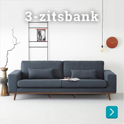 3-zitsbank goedkoop