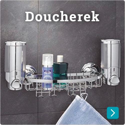 doucherek goedkoop