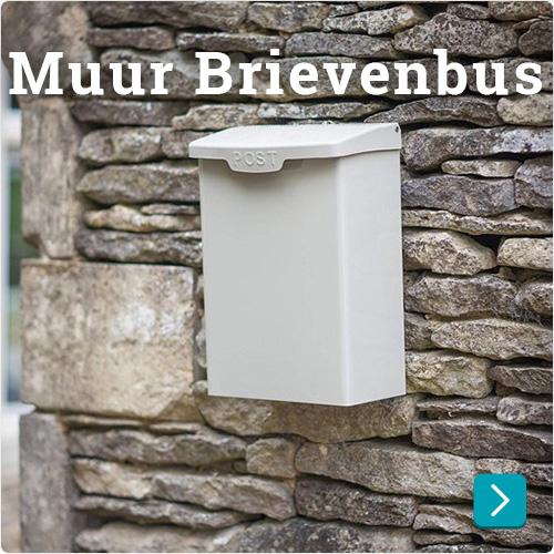 muur brievenbus goedkoop