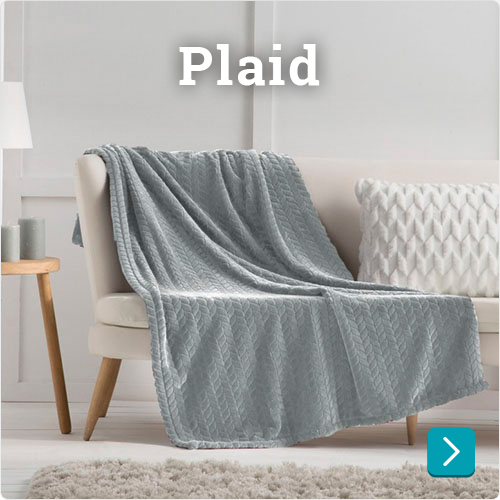 plaid goedkoop