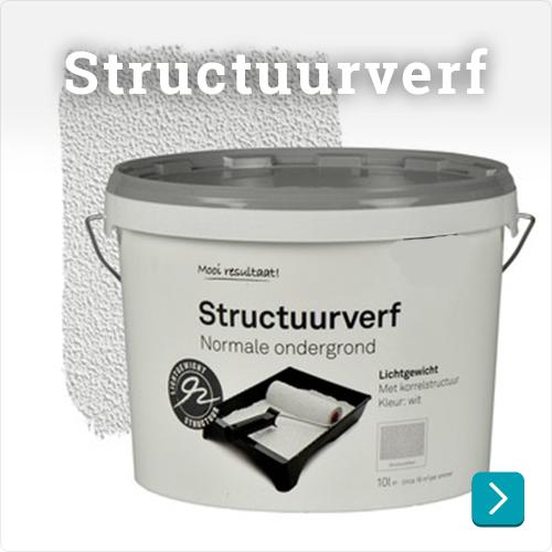 structuurverf goedkoop