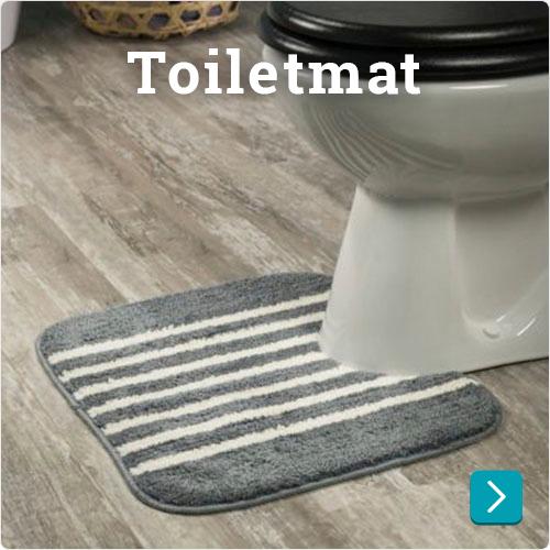 toiletmat goedkoop