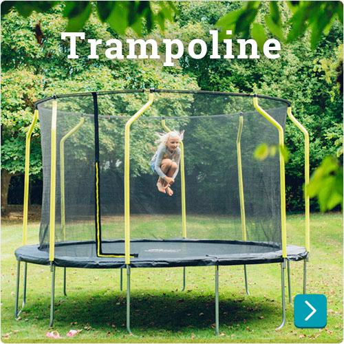 trampoline goedkoop