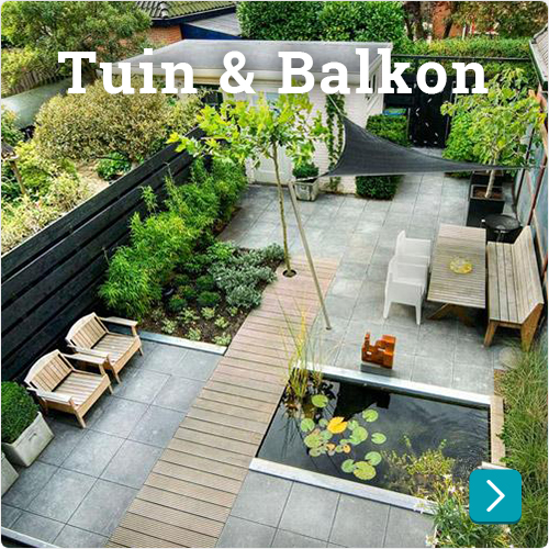 tuin en balkon goedkoop